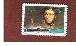 IRLANDA (IRELAND) - SG 1620 -   2003 CAPTAIN R. ROBERTS     - USED - 1949-... Repubblica D'Irlanda