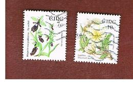 IRLANDA (IRELAND) - SG 1670.1671 -   2005  FLOWERS & PLANTS:    - USED - 1949-... Repubblica D'Irlanda