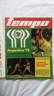 1978 TEMPO YUGOSLAVIA SERBIA SPORT FOOTBALL MAGAZINE NEWSPAPERS ARGENTINA CHAMPIONSHIPS MATE PARLOV BOXING ATHLETICS - Deportes