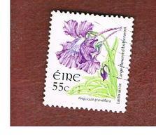 IRLANDA (IRELAND) - SG 1678 -   2007  FLOWERS & PLANTS: PINGUICOLA GRANDIFLORA    - USED - 1949-... Repubblica D'Irlanda