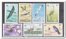Grenada  Grenadines 1978, Postfris MNH, Birds - Grenada (1974-...)