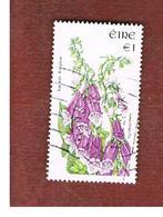 IRLANDA (IRELAND) - SG 1686 -   2006  FLOWERS & PLANTS: DIGITALIS PURPUREA    - USED - 1949-... Repubblica D'Irlanda