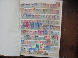EUROPE (ASSEZ BIEN AUTRICHE) BELLE COLLECTION STOCK MULTIPLE (2410) 1 KILO 800 - Collections (en Albums)