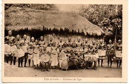 Féticheurs Du Togo. Carte Issue De Carnet - Togo