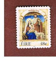IRLANDA (IRELAND) - SG 1713  -   2004   CHRISTMAS    - USED - 1949-... Repubblica D'Irlanda