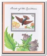 Grenada  Carriacou, Postfris MNH, Birds - Grenada (1974-...)
