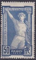 France - Yvert N° 186 ** - Cote 115 € - Amorce De Pli Vertical - Francia