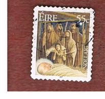 IRLANDA (IRELAND) - SG 1878  -   2007   CHRISTMAS    - USED - 1949-... Repubblica D'Irlanda
