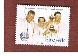 IRLANDA (IRELAND) - SG 1754  -   2005   RYDER CUP, GOLF    - USED - 1949-... Repubblica D'Irlanda