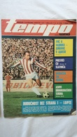 1978 TEMPO YUGOSLAVIA SERBIA SPORT FOOTBALL MAGAZINE NEWSPAPERS AJAX GYMNASTICS SLAVICA KUNDACIN Rubén Hugo Ayala ZVEZDA - Deportes