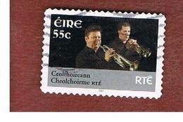 IRLANDA (IRELAND) - SG 1855  -   2007   RTE CONCERT ORCHESTRA     - USED - 1949-... Repubblica D'Irlanda