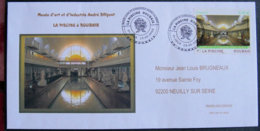 FRANCE - 2010 - PJ 4453 - MUSEE LA PISCINE ROUBAIX - FDC
