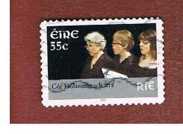 IRLANDA (IRELAND) - SG 1856  -   2007   RTE PHILARMONIC CHOIR     - USED - 1949-... Repubblica D'Irlanda