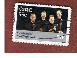 IRLANDA (IRELAND) - SG 1858  -   2007   RTE  VANBRUGH QUARTET    - USED - 1949-... Repubblica D'Irlanda