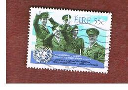 IRLANDA (IRELAND) - SG 1901 -   2008   IRISH FORCES IN O.N.U.   - USED - 1949-... Repubblica D'Irlanda