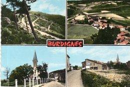 BURDIGNES - France