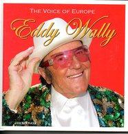 Eddy Wally The Voice Of Europe Zanger Chanteur Veel Mooie  Foto's 168 Blz Boek - Livres, BD, Revues