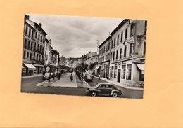 F0703 - VIENNE SUR LE RHONE - 38 - Le Cours Wilson - Vienne