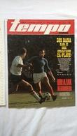 1978 TEMPO YUGOSLAVIA SERBIA SPORT FOOTBALL MAGAZINE NEWSPAPER ARGENTINA DRAGAN DZAJIC César Luis Menotti RIJEKA MARIBOR - Deportes