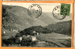 CAL1359, Chamborigaud, Château De Tagnac,  Circulée 1915 - Chamborigaud