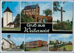 N5066-5354/ Weilerswist Gruß Aus Weilerswist AK - Germany