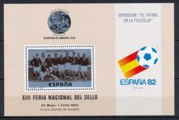 Block   **   ESPANA  1982 - 1982 – Espagne