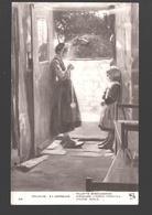 E. P. Norselius - Filette Bigoudenne - Salon De Paris 1911 - Carte Photo - Publicité Ch. Couturieux - Schilderijen