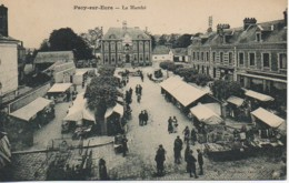 27 PACY-sur-EURE  Le Marché - Pacy-sur-Eure