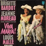 "Brigitte Bardot Et Jeanne Moreau  ""  Viva Maria!  "" - Filmmusik"