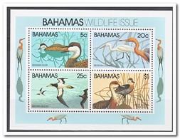 Bahama's 1981, Postfris MNH, Birds - Bahama's (1973-...)