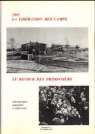 JL 1 Beloeil/Tournai Et Région  2e Guerre Retour Des Prisonniers Et Des Déportés - 1939-45
