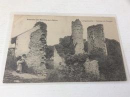 10 - LONGUEPERTE Ruines De Foujon Animée - Autres Communes