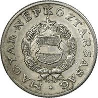 Monnaie, Hongrie, Forint, 1976, TTB, Aluminium, KM:575 - Hongrie
