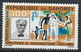 Dahomey YT PA 35 XX / MNH Schweitzer - Bénin – Dahomey (1960-...)