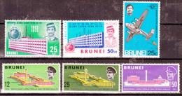 BRUNEI  1969/71  SETS  MNH - Brunei (1984-...)
