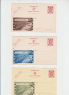Publibel Neuve N° 686 A Brune,verte, Bleue (MIDDELKERKE) Les 3 (plage, Cinéma,film) - Publibels