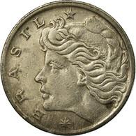 Monnaie, Brésil, 20 Centavos, 1970, TTB, Copper-nickel, KM:579.2 - Pologne