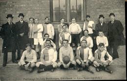 """ETTERBEEK : Patronage St Jean Berchmans  / """"Le Sporting Club"""" - Etterbeek"""