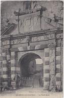 SEVERAC LE CHATEAU Le Pont Levis - France