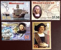 Montserrat 2006 Columbus MNH - Montserrat