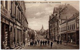 SULZBACH-SAAR - HauptstraBe Mit Hammersberg - Other