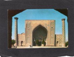 84653    Uzbekistan,  Madrasah Of  Ulugh-Beg,  NV - Ouzbékistan