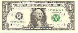 USA New  1 Dollar  2017  UNC - Biljetten Van De  Federal Reserve (1928-...)