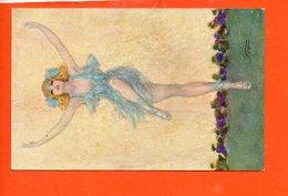 Illustrateur GAYAC - Danseuse (3ème Série ) - Danse