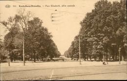 KOEKELBERG : Parc Elisabeth / Allée Centrale - Koekelberg