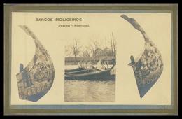 AVEIRO - Barcos Moliceiros.  Carte Postale - Aveiro