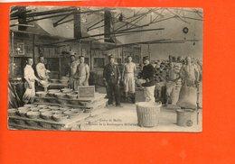 10 Camp De Mailly - Intérieur De La Boulangerie Militaire (état) (Mourmelon édition) - Mailly-le-Camp