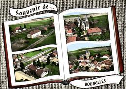 1 Cpsm Souvenir De Boujailles - Non Classés