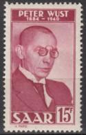 N° 268 - X - ( C 1757 ) - Unused Stamps
