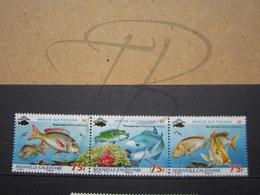 VEND BEAUX TIMBRES DE NOUVELLE-CALEDONIE N° 1061 - 1063 , XX !!! (b) - Nueva Caledonia